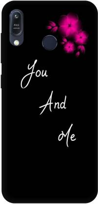 Q D & STUDIO Back Cover for Asus Zenfone Max M1 , Back Case for Asus Zenfone Max M1 ,