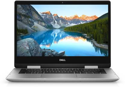 Dell Inspiron 5000 Core i5 10th Gen    8  GB/512  GB SSD/Windows 10 Home  5491 2 in 1 Laptop   14 inch, Silver, 1.86 kg, With MS Office