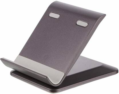 Urban Kings Desktop Cell/Mobil Phone Stand Tablet Stand, Advanced 4mm Thickness Aluminum Stand Holder for Mobile Phone and Tablet (Up to 10.1 inch) UK_UKMGREY-25 Laptop Stand