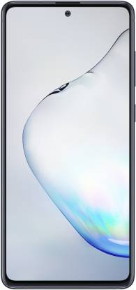 Samsung Galaxy Note10 Lite (Aura Black, 6GB RAM, 128GB Storage) without Offers