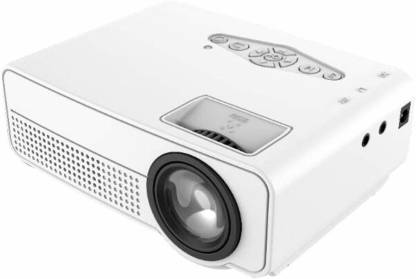 LECO BP-S280 LED Portable Home Theater HD Mini Smart Projector With LCD TFT Display Optional Wired Sync Display Portable Projector