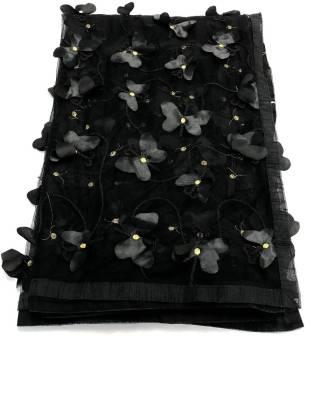 ARSHIMPEX Net Embroidered Women Dupatta