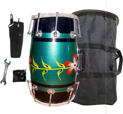 GT manufacturers Free full tool kit with Dholak 65213 Nut & Bolts Dholak