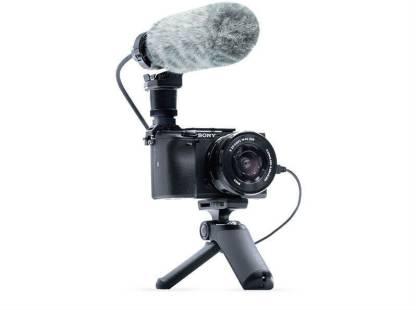 SONY Alpha ILCE-6400L Mirrorless Camera Vlogger Starter kit