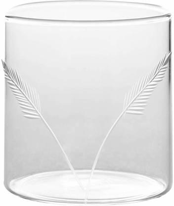 BOROSIL (Pack of 6) VDFT305 Glass Set