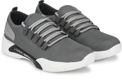 Training, Walking, Gym, Sports Running Shoes Tennis Shoes For Men(Grey)