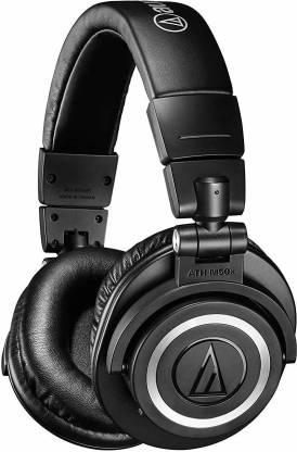 Audio Technica M50XBT Bluetooth Headset