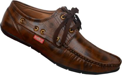 Shoes Kingdom Shoes_LB794 Lace up Casual Shoes for Men Loafers For Men
