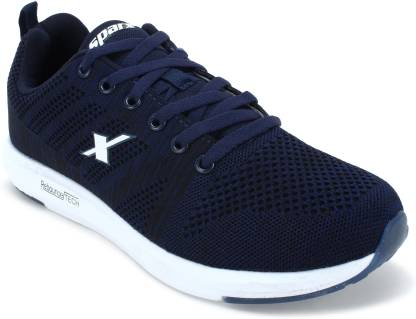 Sparx Men SM-379 Navy Blue White Running Shoes For Men