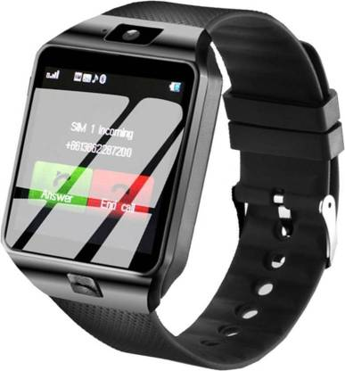 Rock DZ09 Black Android, 4G calling Smartwatch