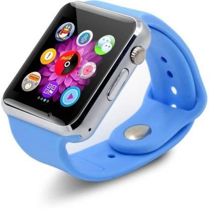 GSM A1 smartwatch 4G Blue For Mobile Smartwatch