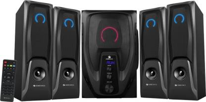 ZEBRONICS Mambo-BT RUCF Bluetooth Home Theatre