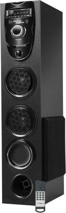 Depth Audio Smash V-1 112 W Bluetooth Tower Speaker