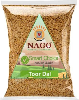 NAGO Natural Goodness Yellow Toor Dal (Split)