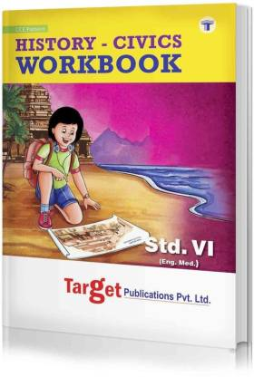 Std 6 Perfect History And Civics Workbook | English Medium | Maharashtra State Board Book | Includes Topicwise Summary, Oral Tests, Ample Practice Questions, Unit And Semester Papers | Based On Std 6th New Syllabus