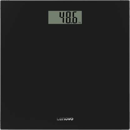 Lenovo Smart Health Scale - HSO7E Weighing Scale