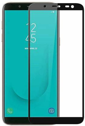 Technology Ahead Tempered Glass Guard for Samsung Galaxy J8