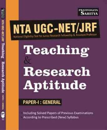 UGC NET TEACHING & RESEARCH APTITUDE
