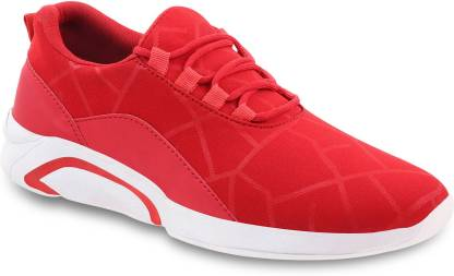 458 Red Smart All type Sports and casuals Sneakers Outdoor Shoes for Men's Training & Gym Shoes For Men(Red, White)