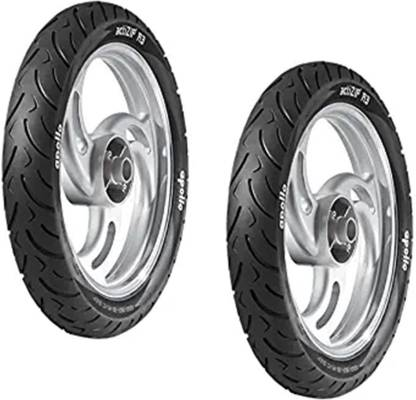 Apollo tyre-81 80-100 -17-96 Front & Rear Tyre