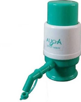 SAANVI ENTERPRISE Hand Pump Manual Water Dispenser