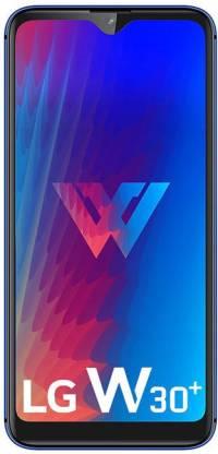 LG W30 Plus (Thunder blue, 64 GB)(4 GB RAM)