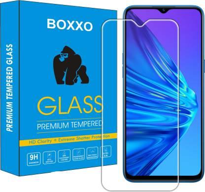 Boxxo Tempered Glass Guard for Oppo Reno 3
