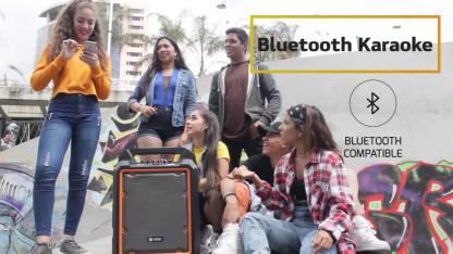 Zoook Rocker Herculean Pro 200 W Bluetooth Party Speaker
