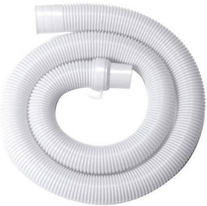 Premier 1.5 Meters Washing Machine Outlet Pipe to Drain Waste Water from Washing Machine for Both top/semi/Load Washing Machine Outlet Hose