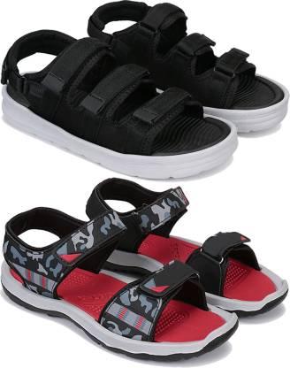 Bersache Men Multicolor Sandals
