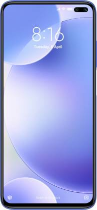 POCO X2 (Atlantis Blue, 128 GB)  (6 GB RAM)