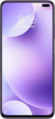 POCO X2 (Matrix Purple, 256 GB)  (8 GB RAM)