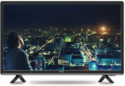 Intex 55cm (22 inch) Full HD LED TV  (LED2208 FHD)