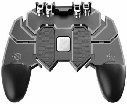 ET BAZAR Battleground mobile india Trigger Controller, Mobile Gamepad-6 Finger Game  Gaming Accessory Kit