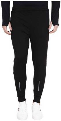 shopyholik Solid Men Black Track Pants