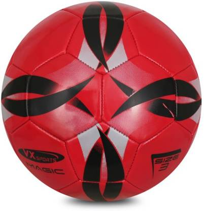 Vector X Magic Football   Size: 3   Pack of 1, Multicolor  Vector X Footballs