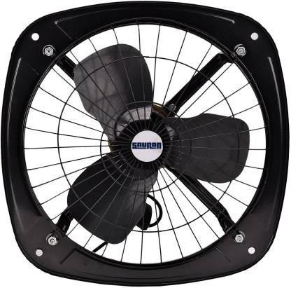 Sauran 230mm Ventilation Exhaust Fan, Heavy Duty (With Warranty) 230 mm 3 Blade Exhaust Fan