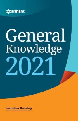 General Knowledge 2021  (English, Paperback, Pandey Manohar)