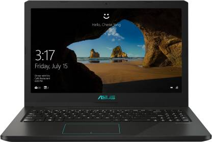 ASUS Ryzen 5 Quad Core 2500U - (8 GB/1 TB HDD/Windows 10 Home/4 GB Graphics/NVIDIA GeForce GTX 1050) F570ZD-DM226T Gaming Laptop