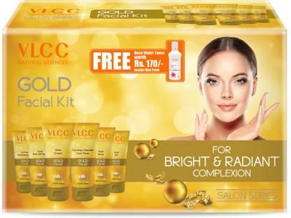 VLCC Gold Radiance Facial Kit