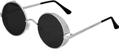 Rich Club Round Sunglasses