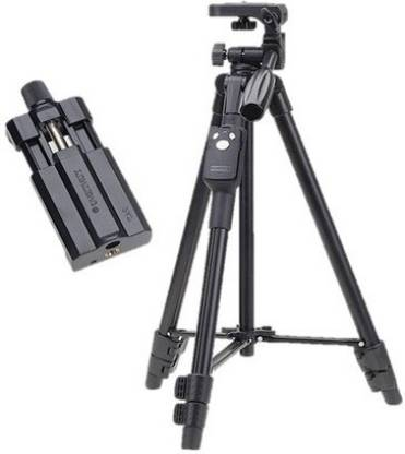 blue seed BBD-5208 Professional Selfie Video Aluminum Tripod