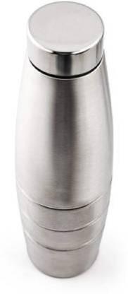 Luxuria 1000 ML STEEL WATER BOTTLE PACK OF 1 1000 ml Bottle