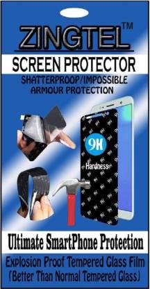 ZINGTEL Tempered Glass Guard for Intex Aqua i6