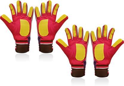 OCTOPUS FGKG Pack of 2 Pair Football Goalkeeping Gloves