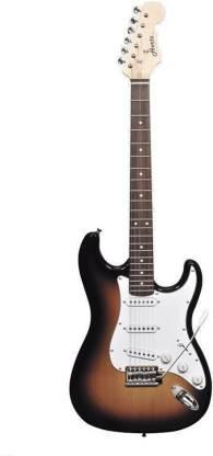 Hertz HZ STMP Sunburst Electro-acoustic Guitar