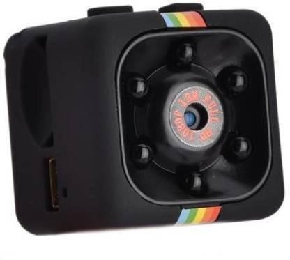 BIRATTY SQ11 MINI NIGHT VISION CAMERA MINI NIGHT VISION CAMERA SQ11 HD Camcorder Night Vision DVR Sports and Action Camera (Red, 12 MP) Sports and Action Camera