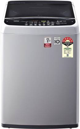 LG 6.5 kg 5 Star Rating Fully Automatic Top Load Silver