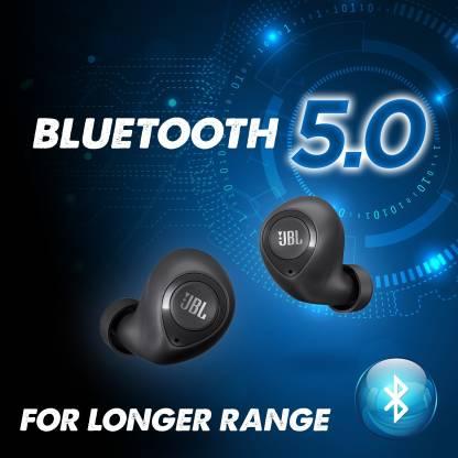 JBL C100TWS True Wireless with Google Assistant Bluetooth Headset