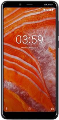 Nokia 3.1 Plus (Charcoal, 32 GB)